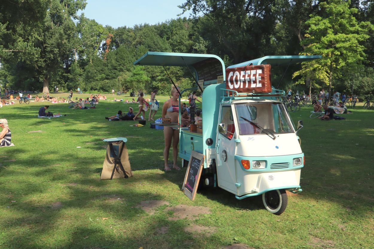 Coffee to go Sloterplas